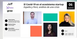 El Covid19 en el ecosistema startup
