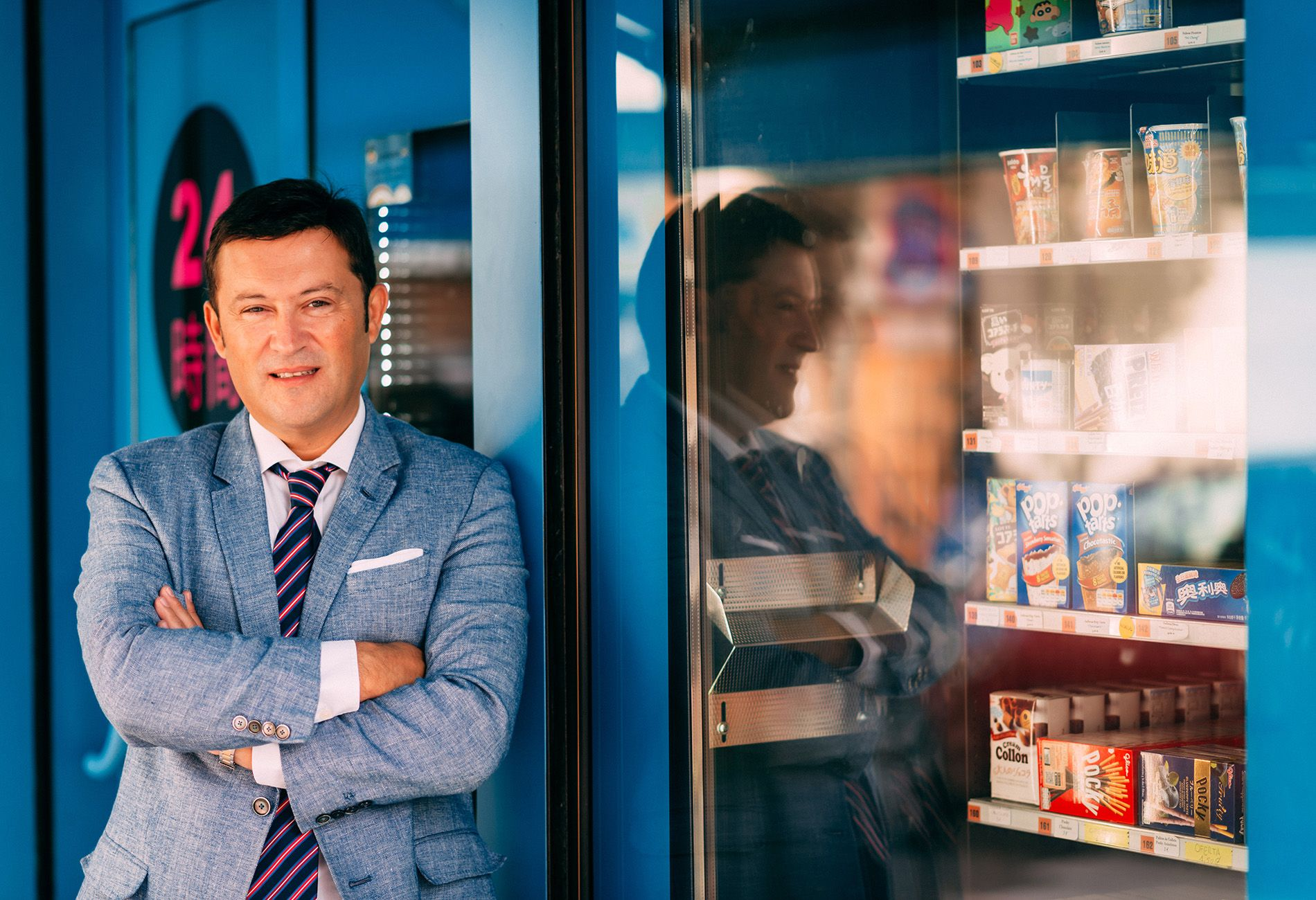 Olevending: los magos del vending imposible - Emprendedores.es