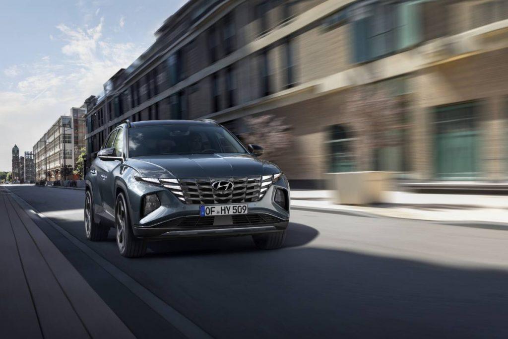 El nuevo Hyundai Tucson y sus innovadores servicios de tecnología en seguridad