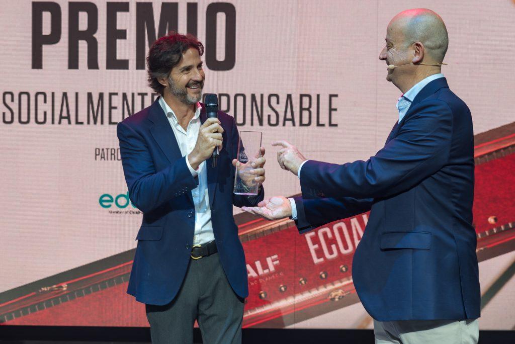 ECOALF, Premio a la Pyme Socialmente Responsable