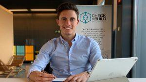 El representante español en la Copa Mundial de Emprendimiento. Checktobuild