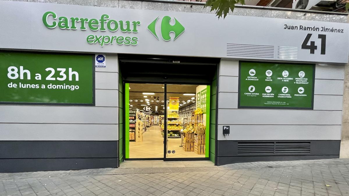 Carrefour Express alcanza las 1.000 tiendas en el mercado español