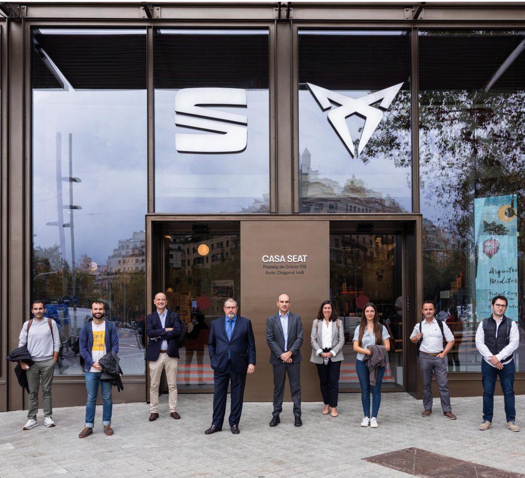 Smart cities, Smart business, a debate en CASA SEAT