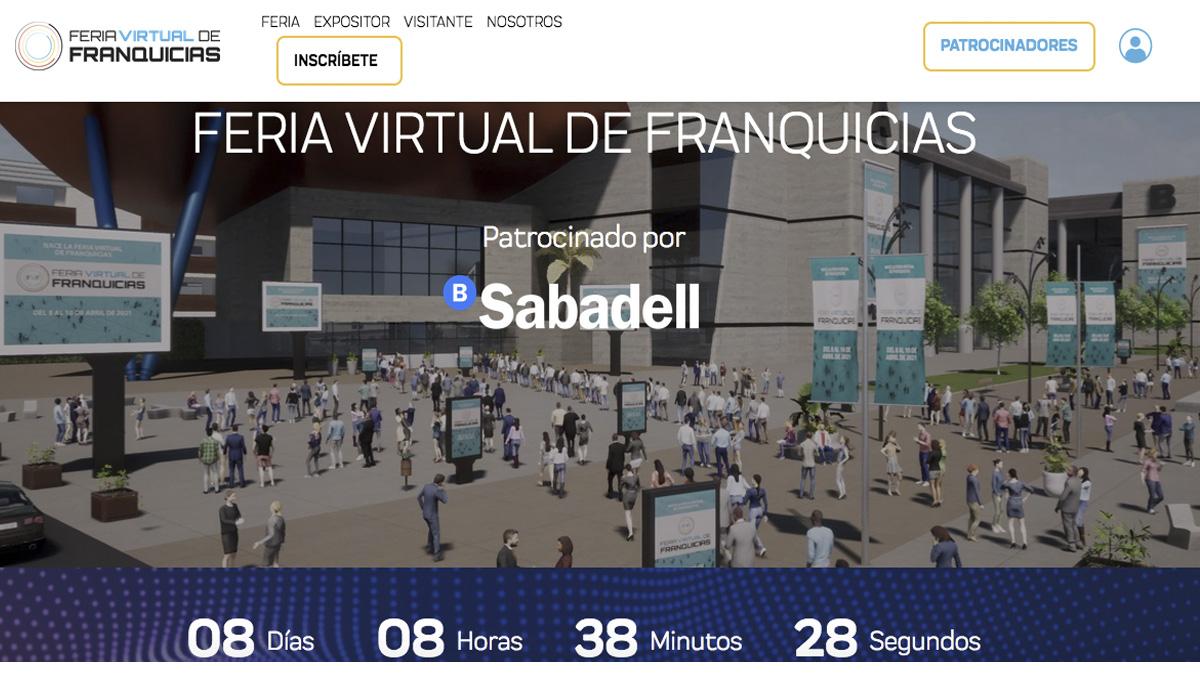 La Feria Virtual de Franquicias celebrará su segunda edición el próximo 28 de octubre