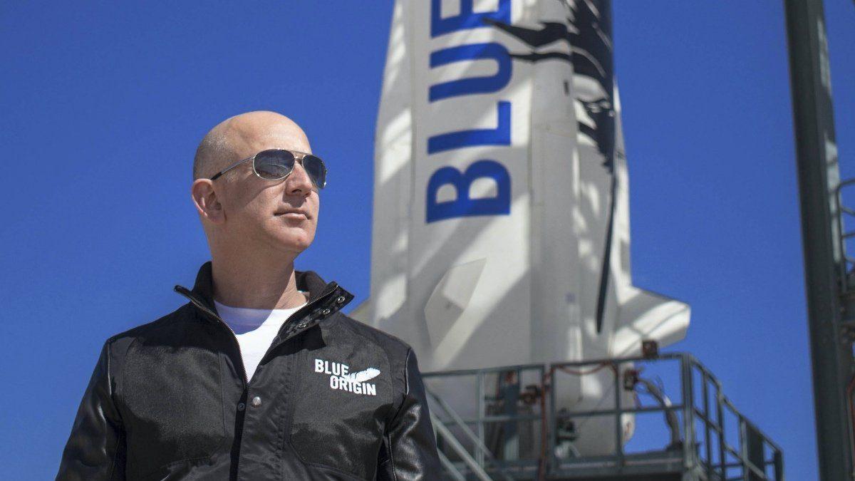 Los empleados de Blue Origin, en guerra contra Jeff Bezos