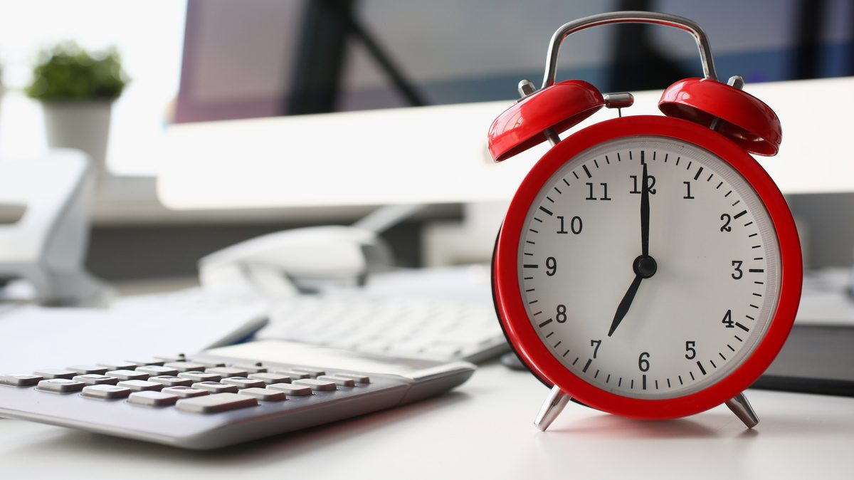 El horario laboral de 9 a 18 podría tener los días contados